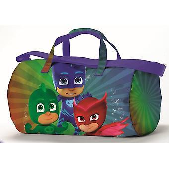 PJ maski Super snu odpowiada rekreacyjno -sportowe torby
