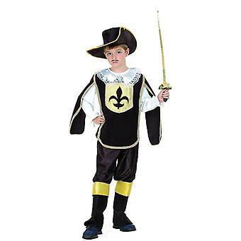 Bnov Musketier Boy Kostüm