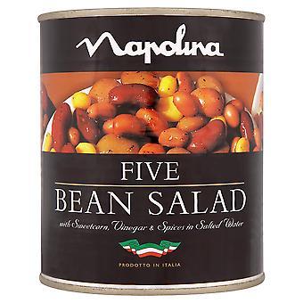 Napolina 5 つの豆のサラダ