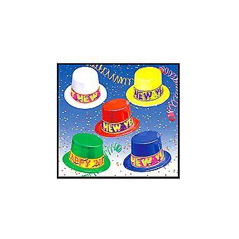 Colourama nyårsafton Party höga hattar (25)