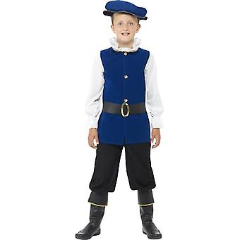 Tudor Boy Kostüm