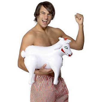 Inflatable Sheep.