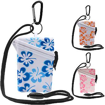 Witz Flower Keep It Safe Lightweight Waterproof Sport Case