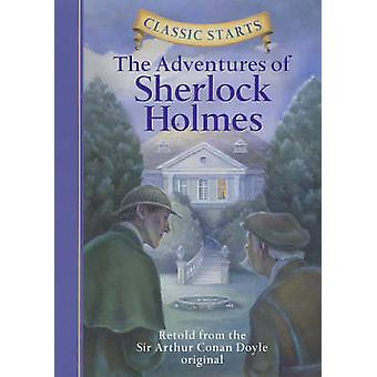 The Adventures of Sherlock Holmes (New edition) by Arthur Conan Doyle