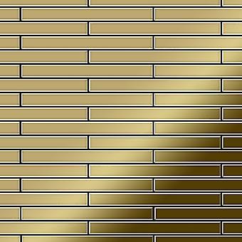 Metall mosaik TITANLEGERING Avenue-Ti-GM