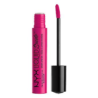 NYX PROF. make-up vloeibare Suede crème Lipstick-roze lust