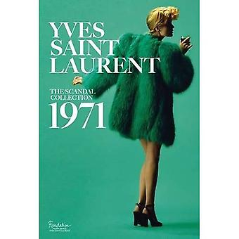 Yves Saint Laurent: skandal insamling, 1971