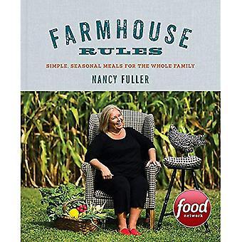 Regras da fazenda: Simples, sazonais refeições para toda a família