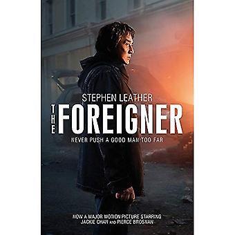 Utlänningen: den bästsäljande thriller nu med Pierce Brosnan och Jackie Chan
