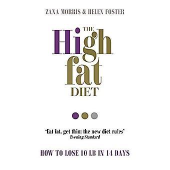 De hoog vet dieet: Hoe verliezen 10 pond in 14 dagen