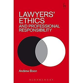 Advokaternas etik och professionella ansvar