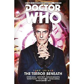 Doctor Who - tolfte doktorn: Tidsutmaningar: volym 1: terrorn under
