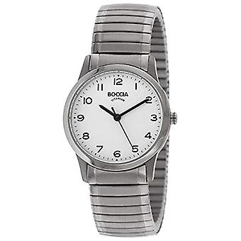 Boccia titanium strap Analog quartz ladies ' 3287-01
