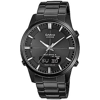 Casio analog-digital chronograph quartz men's Watch solid stainless steel LCW-M170DB-1AER