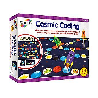 Galt juguetes juego educativo codificación cósmico con guía