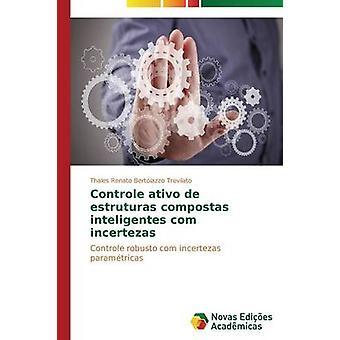 Controle Ativo de Estruturas Compostas Inteligentes com Incertezas von Bertolazzo Trevilato Thales Renato