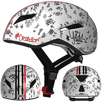 Abus Yadd-I bicycle helmet for kids / / white street