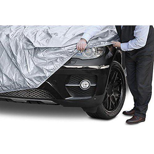 Sumex Cover+ Waterproof & Breathable Full Outdoor Protection Car Cover - 430x160x120cm (M)