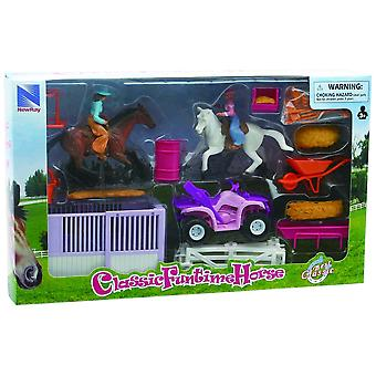 Sunshine Ranch Reiten Spielset
