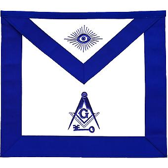 Masonic International Masonry Master Mason Apron