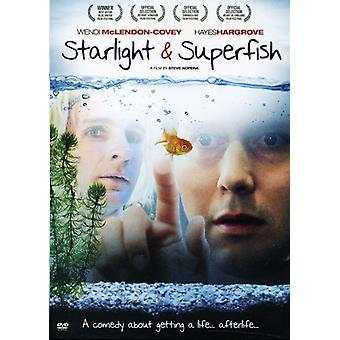 Starlight & Superfish [DVD] USA import