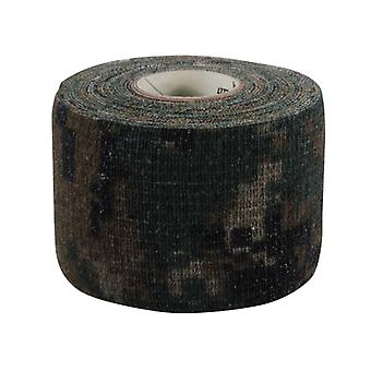 Bande de McNett tactique Camo forme Digital Woodland tissu de protection