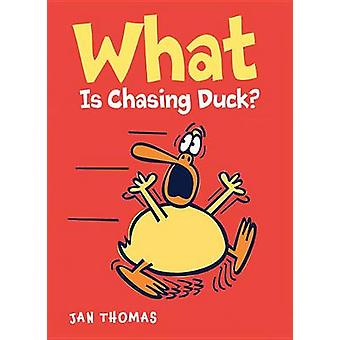 What is Chasing Duck? by Jan Thomas - 9780544939073 Book