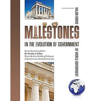 Milestones in Government by LeeAnne Gelletly - 9781422221402 Book