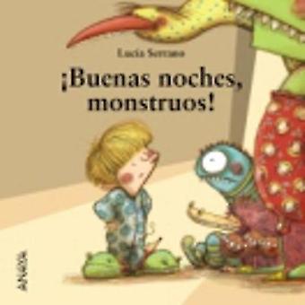 Mi Primera SOPA De Libros - !!Buenas Noches - Monstruos! by Mathis - L