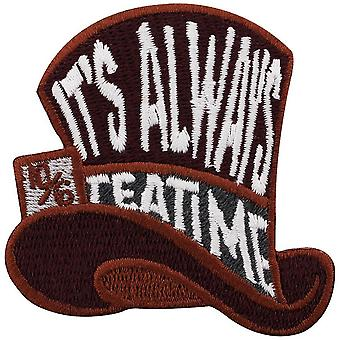 Grindstore It's Always Teatime Patch