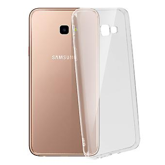 Samsung Galaxy J4 Plus Ultra-thin and Transparent Soft Protection Case - Akashi
