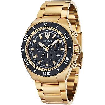 Swiss Eagle SE-9072-44 Heren Horloge