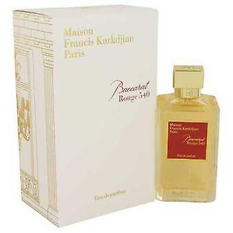 Baccarat Rouge 540 Par Maison Francis Kurkdjian Eau De Parfum Spray 6.8 Oz (femmes) V728-539141