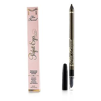 Too Faced Perfect Eyes Waterproof Eyeliner - # Perfect Moss 1.2g/0.04oz