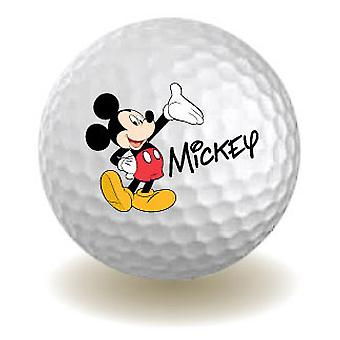 Magnet - Disney - Mickey Mouse 1/2 Golf Ball New Toys Gifts Licensed 68344