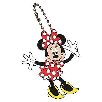 Key Chain - Disney - Minnie Mouse Bendable New Toys Gifts Licensed 25034