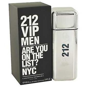 212 VIP by Carolina Herrera Eau de toilette spray 3,4 oz (mænd) V728-492572