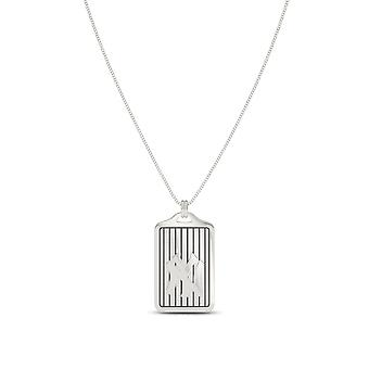 New York Yankees during Necklace In Sterling Silver Design di BIXLER