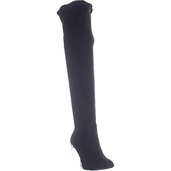 Call It Spring Womens Eriavia Almond Toe Knee High Fashion Boots