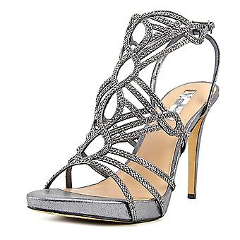 INC International Concepts Womens Surrie Open Toe Special Occasion Strappy Sa...
