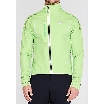 Sugoi Mens RSE Neo Shell Cycling Jacket TopReflective detail Long Sleeve
