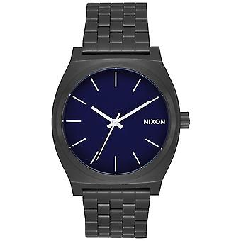 Nixon Time Teller Watch for Unisex Analog Quartz with Stainless Steel Bracelet A0452668