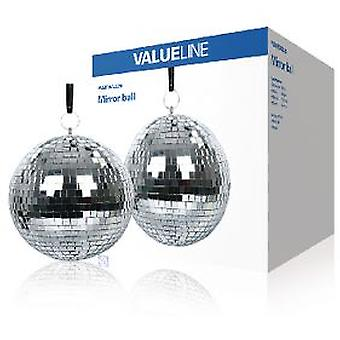 Valueline Mirror Ball 20Cm (Lighting , Interior Lighting , Decorative lights)