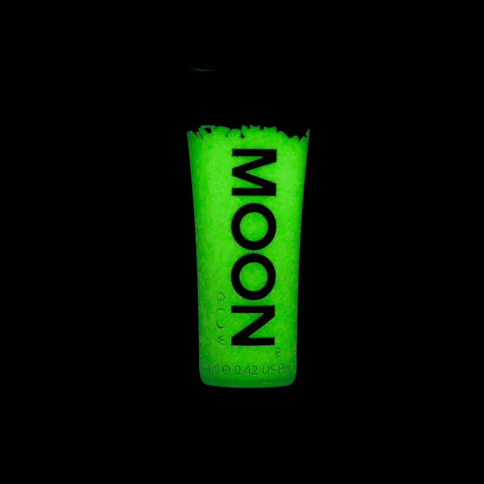 Moon Glow - 12ml Glow in the Dark Face & Body Paint - Yellow