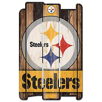 Wincraft PLANK Wood Sign Wood Sign - Pittsburgh Steelers