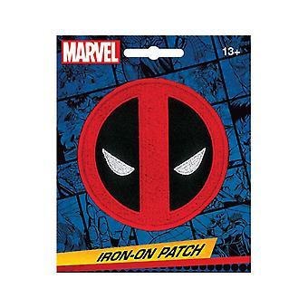 Deadpool Symbol Patch