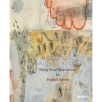 Robert Rauschenberg - Thirtyfour Illustrations for Dante's Inferno by
