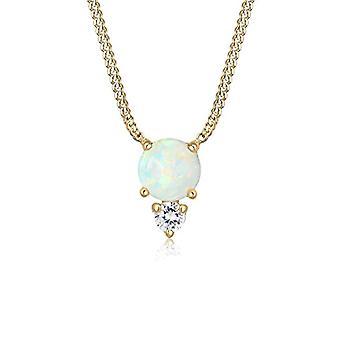Elli Silver Pendant Necklace 0111362217_45