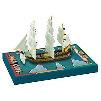 栄光の帆: マホネサ 1789 / ニンファ 1795