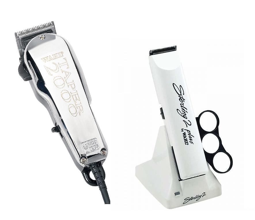 Wahl Taper 2000 Clipper and Sterling 2 Trimmer